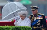 Duke of EdinburghHospitalised
