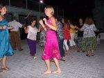 Jane and I dancing at my Turkish hennanight