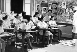 nurses classroom