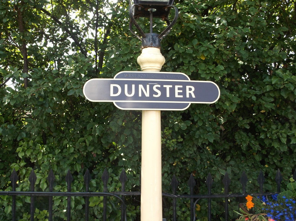 The 12.37 from Dunster (1/6)