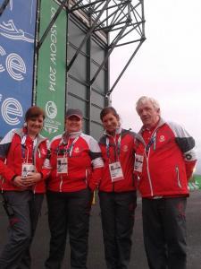 First aid dream team