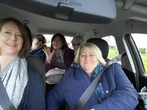 caz road trip